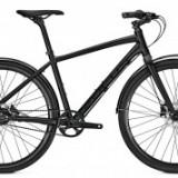 Bicicleta Focus Planet Street 8G DI 28 magicblackmatt 2018 - Bicicleta electrica