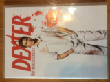 DEXTER - THE SECOND SEASON DISC 1+ 2   - FILM  DVD ORIGINAL, Engleza, paramount