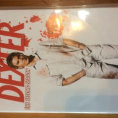 DEXTER - THE SECOND SEASON DISC 1+ 2 - FILM DVD ORIGINAL - Film thriller paramount, Engleza