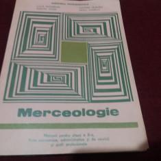 MANUAL MERCEOLOGIE CLASA A-X-A