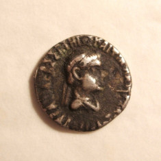 AFGANISTAN / BAKTRIA PROBABIL APOLIODOTUS ARGINT - Moneda Antica