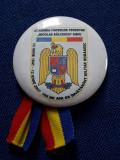 Insigna militara - Academia fortelor terestre - Sibiu