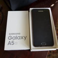 Vand Samsung Glaxy A5 2016 - Telefon Samsung, Negru, Neblocat, Single SIM