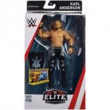 Figurina WWE Karl Anderson Elite 56, 18 cm, Mattel