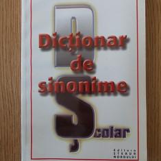 DICTIONAR DE SINONIME- DRAGOS MOCANU - Dictionar sinonime