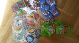 Colectie 77 cartonase, jetoane (Madagascar,Ice Age,Star Wars,Zootopia)