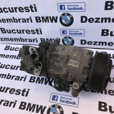 Compresor clima AC original BMW E87, E90 116i, 118i, 120i, 318i, 320i N43 - Compresoare aer conditionat auto, 3 (E90) - [2005 - 2013]