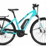 Bicicleta electrica Focus Aventura2 8G TR 28 blue 36v 11.0a 2018