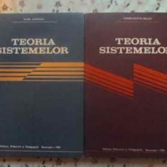 Teoria Sistemelor Vol.1-2 Sisteme Liniare. Sisteme Neliniare - Vlad Ionescu, Constantin Belea, 413658 - Carte Matematica