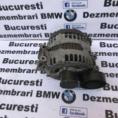 Alternator original 180A BMW E87, E90, E60 116i, 118i, 318i, 320i, 520i N43 - Alternator auto, 3 (E90) - [2005 - 2013]