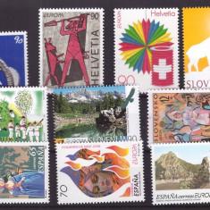 Europa 1997-1999 - Lot timbre neuzate