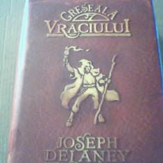 Joseph Delaney - GRESEALA VRACIULUI { cartea a 5-a din CRONICILE WARDSTONE } - Carte educativa, Corint