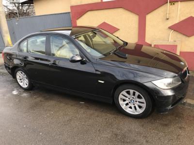 Dezmembrez BMW E90 318i motor N43 120000mile,an 2007 foto