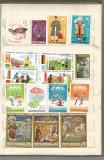 R(01)  Clasor vechi cu timbre, Dupa 1950