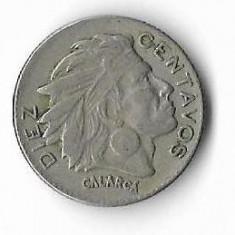 Moneda 10 centavos 1952 - Columbia, America Centrala si de Sud