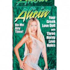 Papusa Gonflabila Alicia Love Doll - Papusi gonflabile