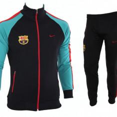 Trening BARCELONA - Bluza si pantaloni conici - Modele noi - Pret Special 1255 - Trening barbati, Marime: S, XL, XXL, Culoare: Din imagine