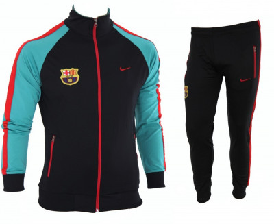 Trening BARCELONA - Bluza si pantaloni conici - Modele noi - Pret Special 1255 foto
