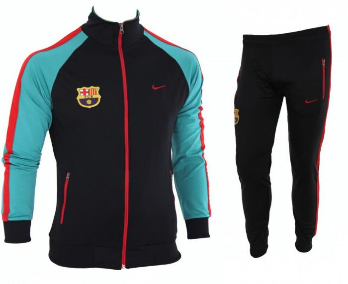 Trening BARCELONA - Bluza si pantaloni conici - Modele noi - Pret Special 1255