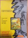ODYSSEIA - REPOVESTITA DE BARBARA LEONIE PICARD ( ODISEEA LUI HOMER )