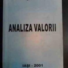 Analiza Valorii - Gheorhe Coman, 541433 - Carte de vanzari