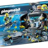 Centrul de comanda Dr. Drone Playmobil - Carte politiste