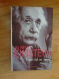 w3 Cum Vad Eu Lumea - Albert Einstein