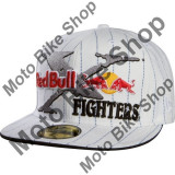MBS Sapca Fox Kappe Red Bull X-Fighters Core New Era, alb, S=7 1/8, Cod Produs: 68307008083AU