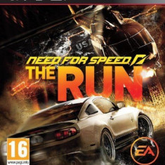 Need for Speed The Run - NFS - PS3 [Second hand] - Jocuri PS3, Curse auto-moto, 12+, Single player