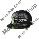 MBS FOX KAPPE MONSTER RC REPLICA TINSEL TOWN NEW ERA, black, M=7 1/4, Cod Produs: 02109001084AU