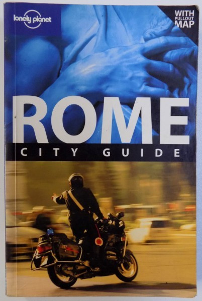 ROME CITY GUIDE - LONELY PLANET by DUNCAN GARWOOD and ABIGAIL HOLE , 2008 foto mare