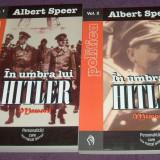 In umbra lui Hitler - Albert Speer, memorii arhitect Reich, 2 volume Nemira 1997, Alta editura