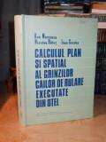 DAN MATEESCU - CALCULUL PLAN SI SPATIAL AL GRINZILOR CAILOR DE RULARE - 1988