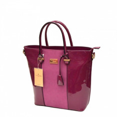Geanta dama David Jones 3852-2DPURPLE