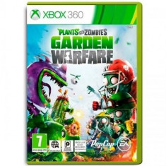 Plants vs Zombies Garden Warfare - XBOX 360 [Second hand] - Jocuri Xbox 360, Shooting, 18+, Multiplayer