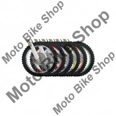 MBS Banda janta motocross, albastra, Cod Produs: BB508170AU - Rim streaps - benzi jante Moto