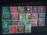 Lot timbre Deutsches Reich , stampilate, Stampilat