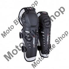 MBS Protectii genunchi Fox Titan Race, negru, Cod Produs: 06193001AU - Protectii moto