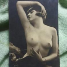 Fotografie veche de colectie,fotografie NUD,foto dama nud,Tp.GRATUIT