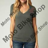 MBS FOX GIRL T-SHIRT RISER V-NECK NLB!!!, military, DL, Cod Produs: 14556373LAU, Maneca scurta