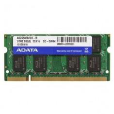 Memorie 2GB ADATA DDR2 800MHz SODIMM - Memorie RAM laptop Nanya
