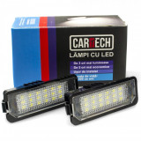 Lampi led numar dedicate Cartech BMW Audi VW Ford Mercedes