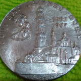 Medalie aniversara Papa Ioan Paul al 2-lea, Europa