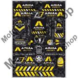 MBS Kit abtibilde universale BlackBird Arma Energy, Cod Produs: BB5076FAU