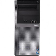 Calculator Refurbished Dell Optiplex 980 Tower, Intel Core I7-860, 4GB Ram DDR3, Hard Disk 500GB, S-ATA, DVDRW, ATI Radeon HD5450 - Sisteme desktop fara monitor
