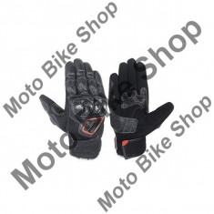 MBS Manusi Motolux Handschuh Motoboss 3712, negre, M=9, Cod Produs: ML3712MAU