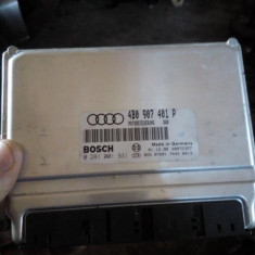 Calculator motor 4B0907401P audi a6 2.5 tdi 1997-2004 - ECU auto