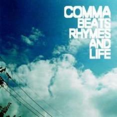 Comma - Vol.1 [Beats Rhymes And Life] ( 1 CD ) - Ulei cutie de viteze