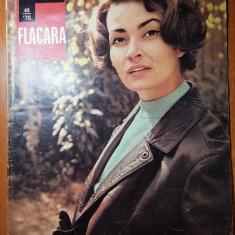 Revista flacara 28 noiembrie 1970-articolul