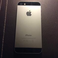 IPhone 5s - Telefon iPhone Apple, Argintiu, 16GB, Neblocat, Dual core, 1 GB
